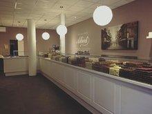 TIP: inrichting t.b.v. chocolatier / bonbonzaak
