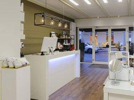 Toonbank TWO 200 cm + LED 16 kleuren