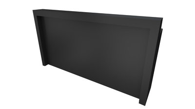 B A R 240 cm (black)