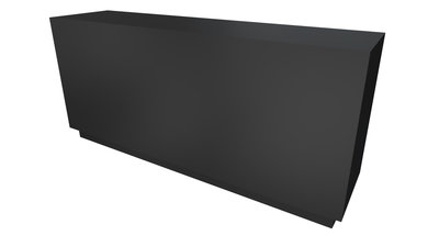 O N E 240 cm (black)