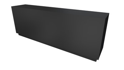 O N E 300 cm (black)
