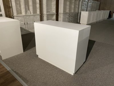 Toonbank 120 cm (inruilmodel)